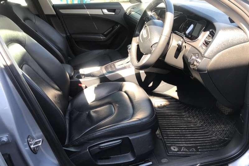 Audi A4 2.0T Ambiente 2015