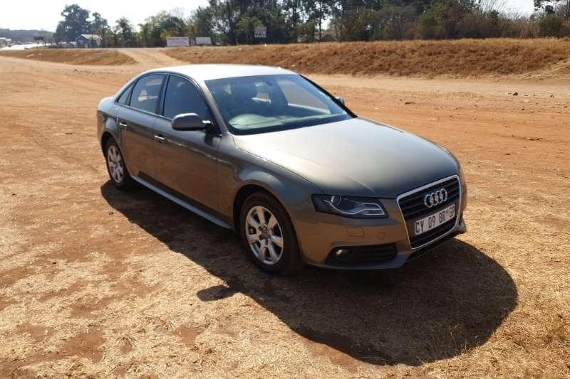 Audi A4 2.0T Ambiente multitronic 2010