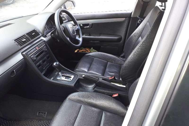 Audi A4 2.0T Ambition 2006