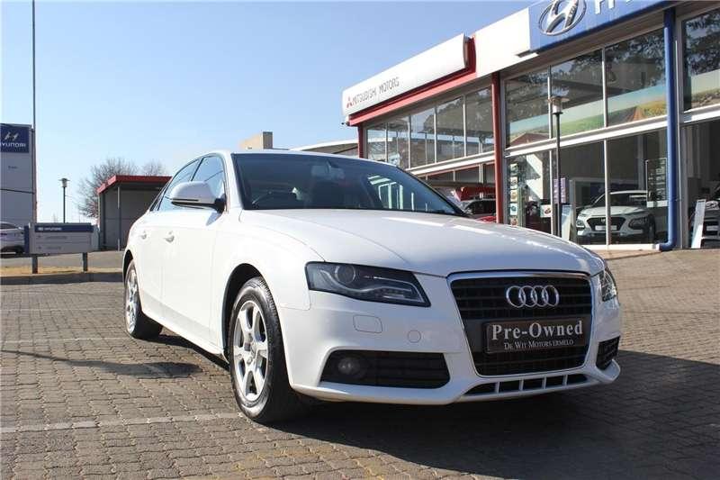 Audi A4 2.0T Ambition 2008