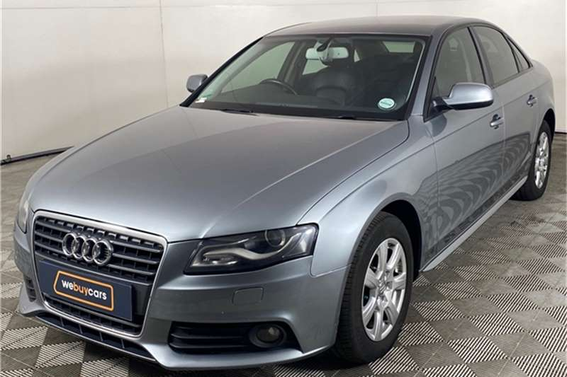 Used 2009 Audi A4 2.0T Ambition