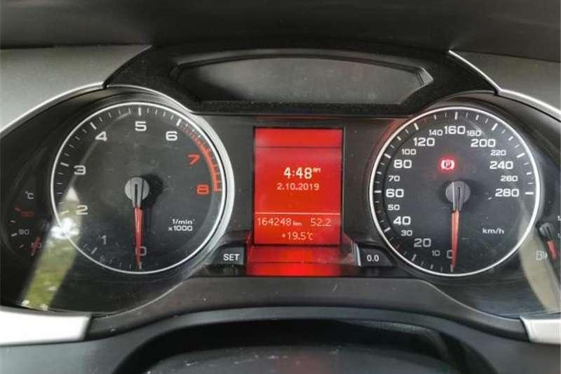 Audi A4 2.0T Ambition 2010