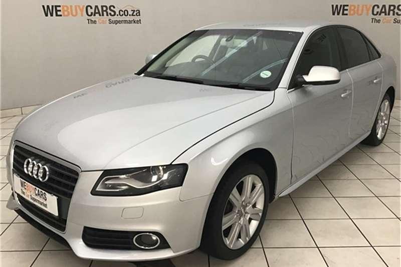 Audi A4 2.0T Ambition 2012