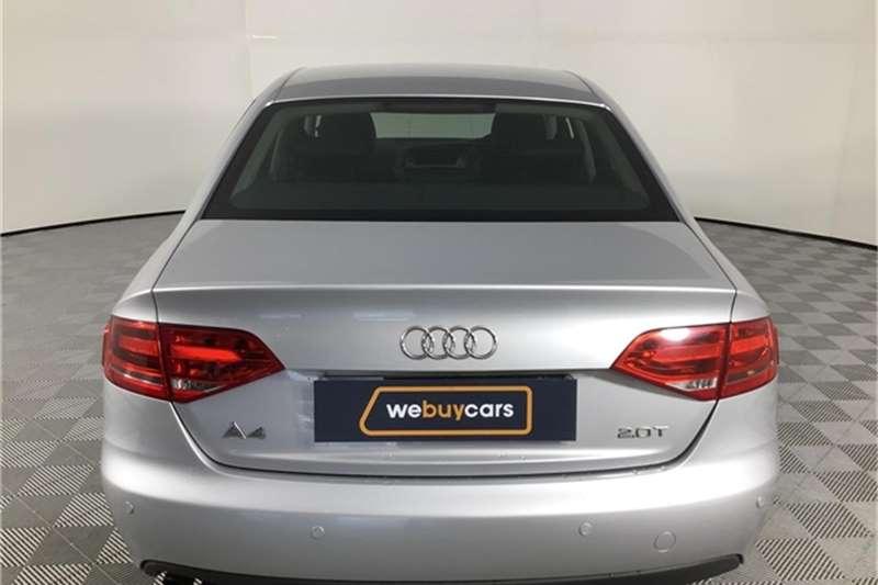 Audi A4 2.0T Ambition multitronic 2010