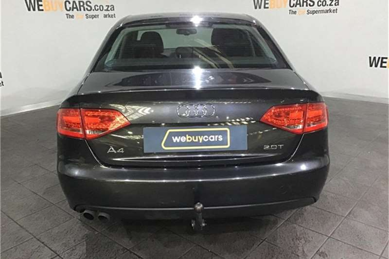 Audi A4 2.0T Ambition multitronic 2011