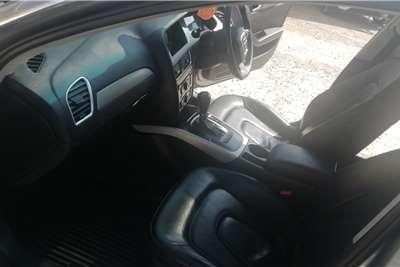 Audi A4 2.0T Ambition multitronic 2011