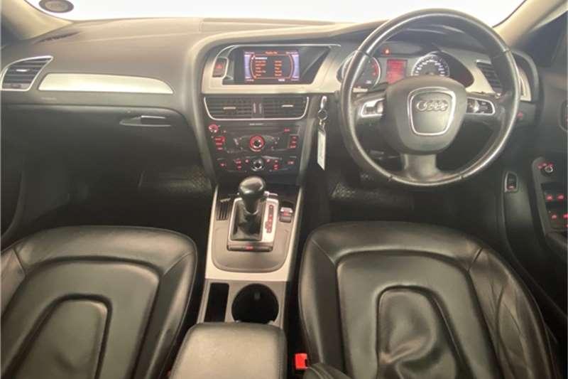 2011 Audi A4 A4 2.0T Ambition multitronic
