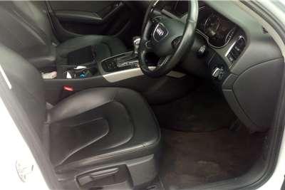Audi A4 2.0T Ambition multitronic 2015
