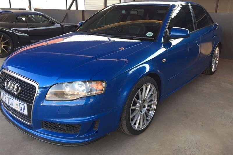 Audi A4 2.0T DTM 2006