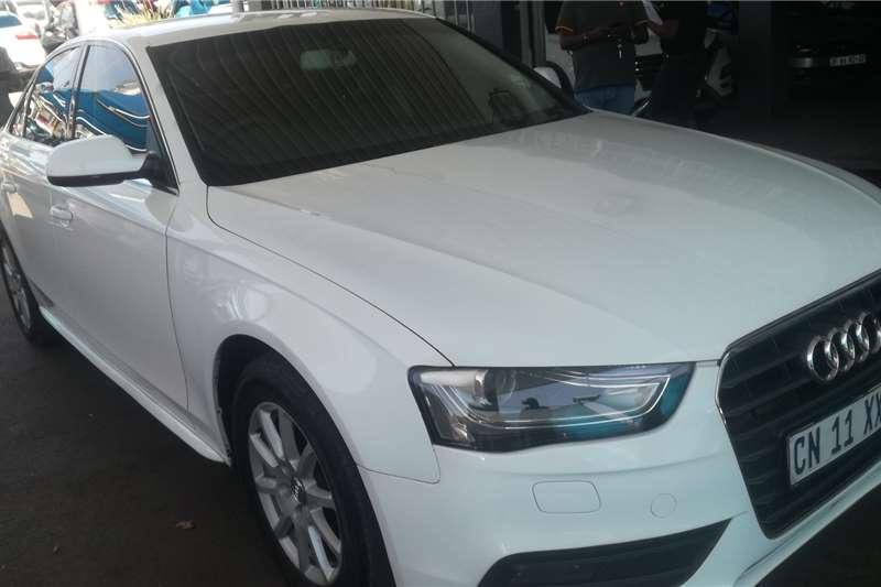 Audi A4 2.0T DTM 2013