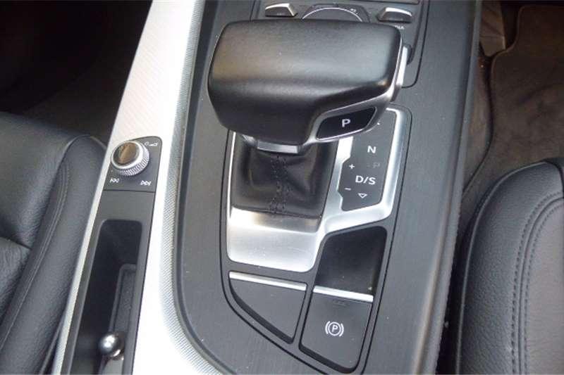 Audi A4 2.0T DTM 2016