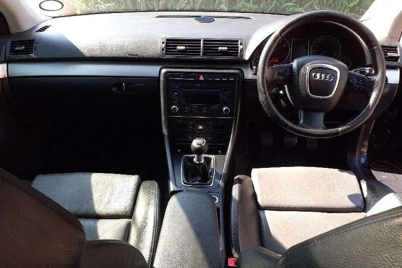 Audi A4 2.0T FSI (B7) 2008