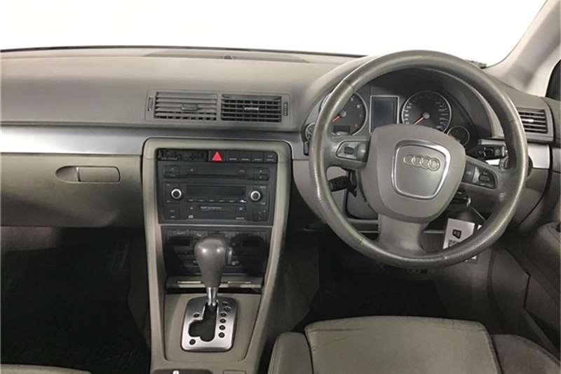 Audi A4 2.0T Multitronic 2007