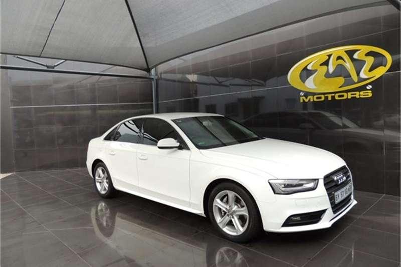 Audi A4 2.0T Quattro 2012