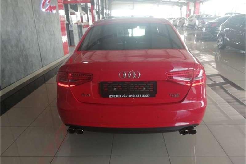Used 2013 Audi A4 2.0T quattro