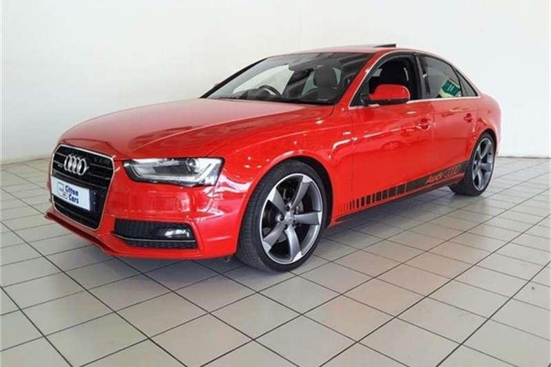 Audi A4 2.0T quattro 2014