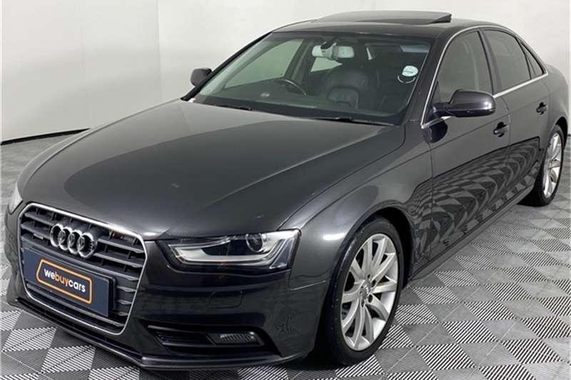 2014 Audi A4 A4 2.0T quattro