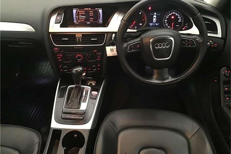 Audi A4 2.0T quattro Ambiente s-tronic 2010
