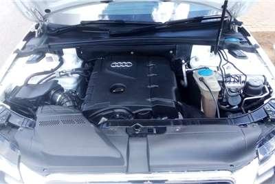 Audi A4 2.0T quattro Ambiente s tronic 2010