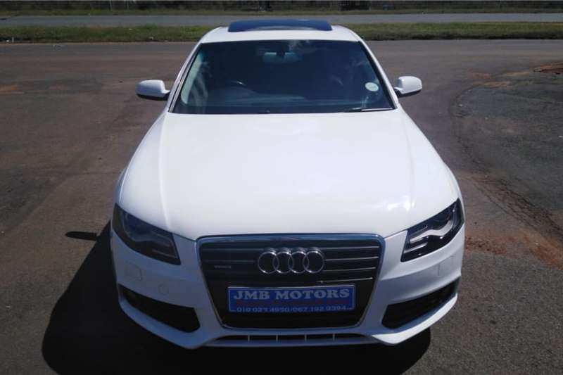 Used 2010 Audi A4 2.0T quattro Ambiente s tronic