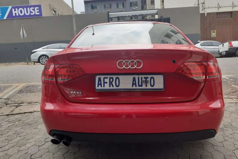 Used 2011 Audi A4 2.0T quattro Ambiente s tronic