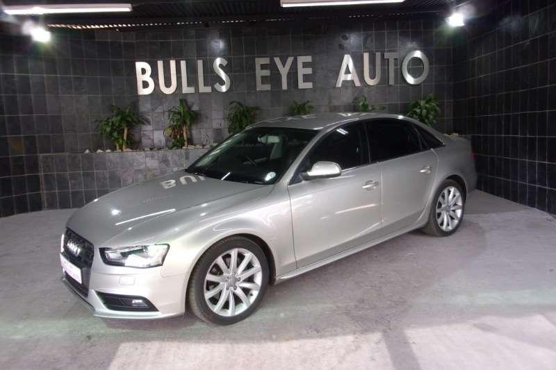 Audi A4 2.0T quattro Ambiente s tronic 2014