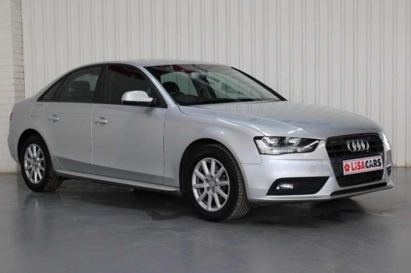Audi A4 2.0T S Multitronic 2012