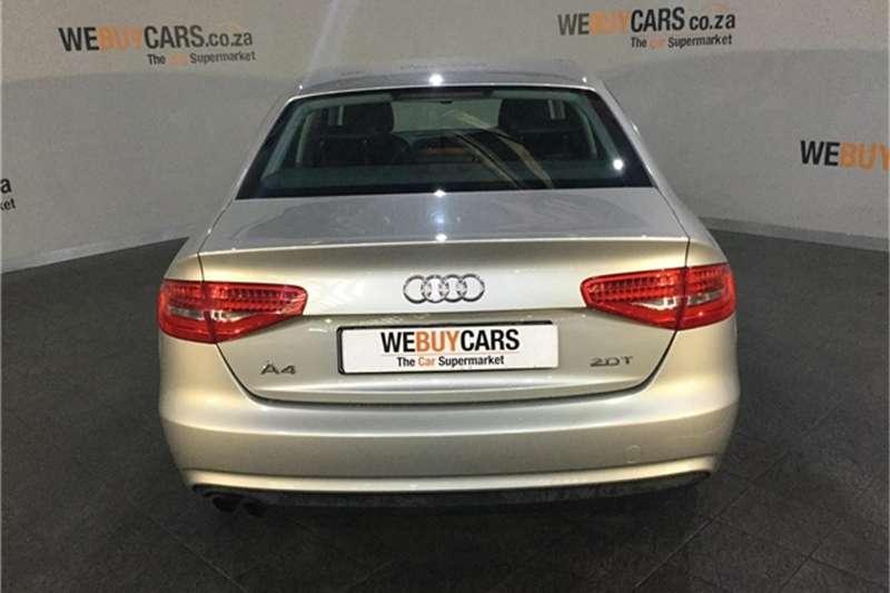 Audi A4 2.0T SE 2013