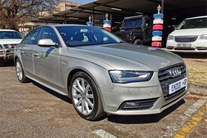 Audi A4 2.0T SE 2014