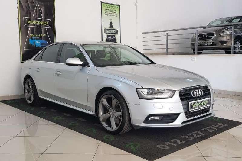 Audi A4 2.0T SE Multitronic 2013