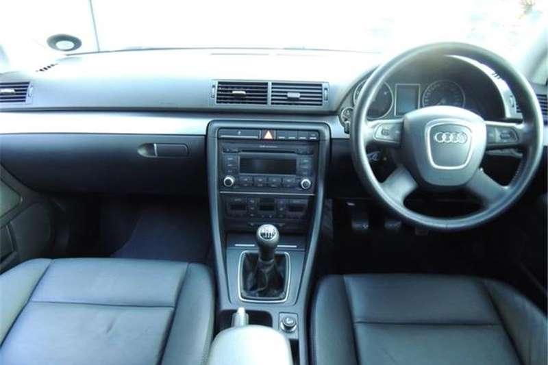 Audi A4 2.0T Sedan 2007