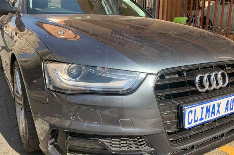 Audi A4 2.0T SLine 2015