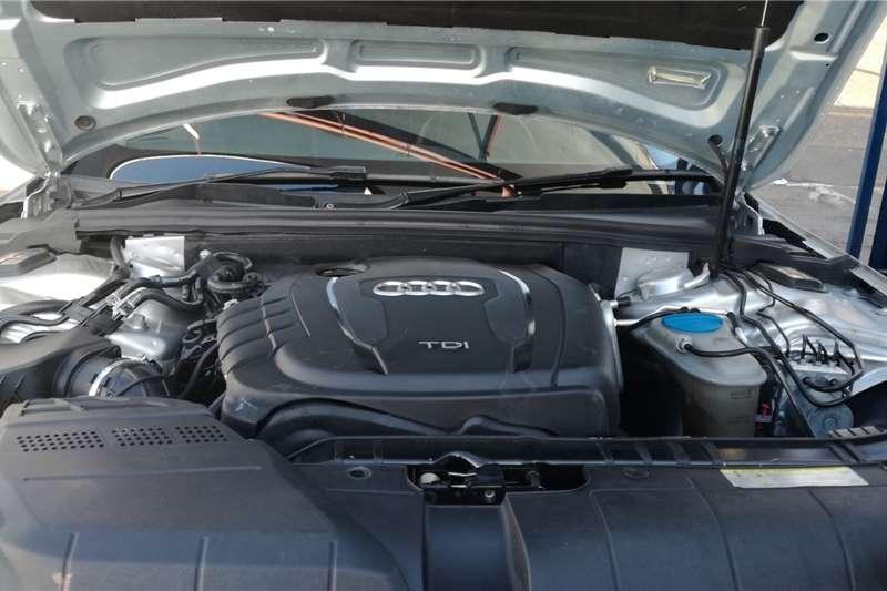 Audi A4 2.0TDI 125kW 2015
