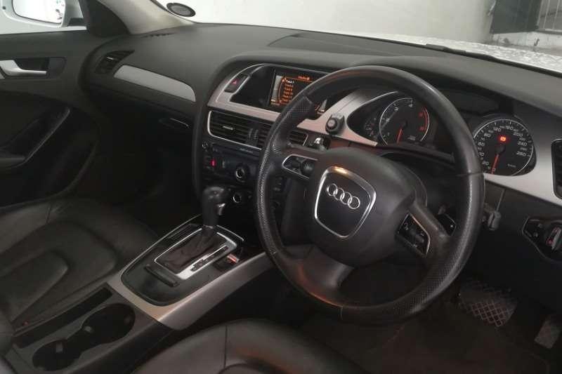 Audi A4 2.0TDI 125kW Ambition 2009