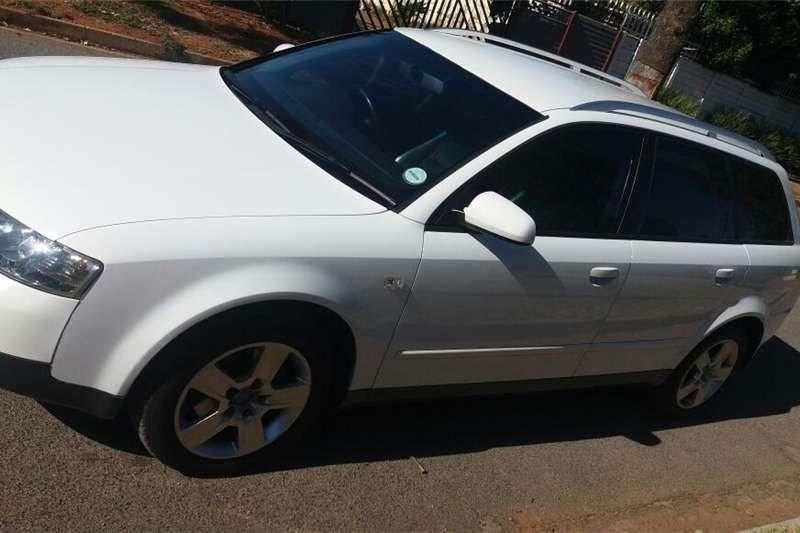 Audi A4 2.0TDI 2002