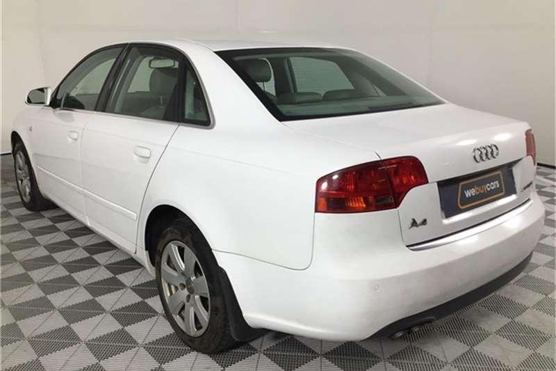 Audi A4 2.0TDI 2007