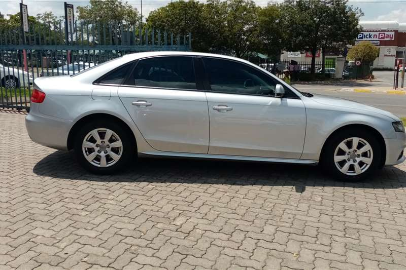 Audi A4 2.0TDI 2010