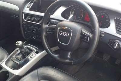 Audi A4 2.0TDI 2011