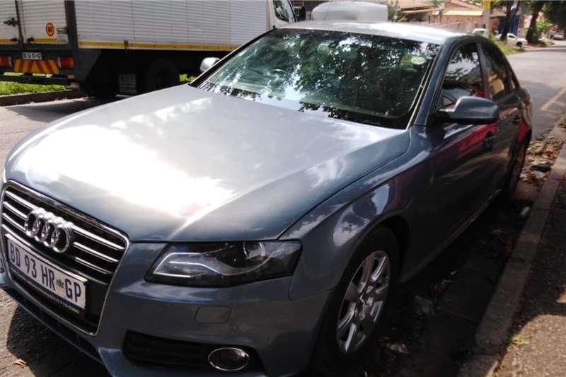 Used 2011 Audi A4 2.0TDI