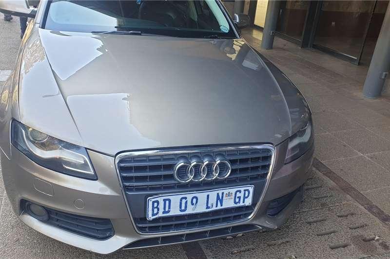 Used 2012 Audi A4 2.0TDI