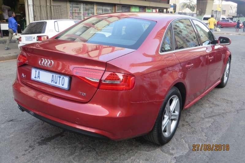 Audi A4 2.0TDI 2013