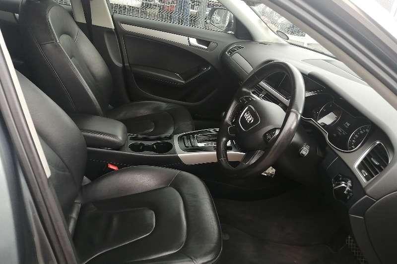 Used 2013 Audi A4 2.0TDI