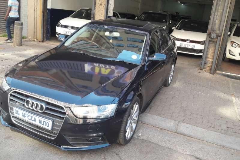 Audi A4 2.0TDI 2014