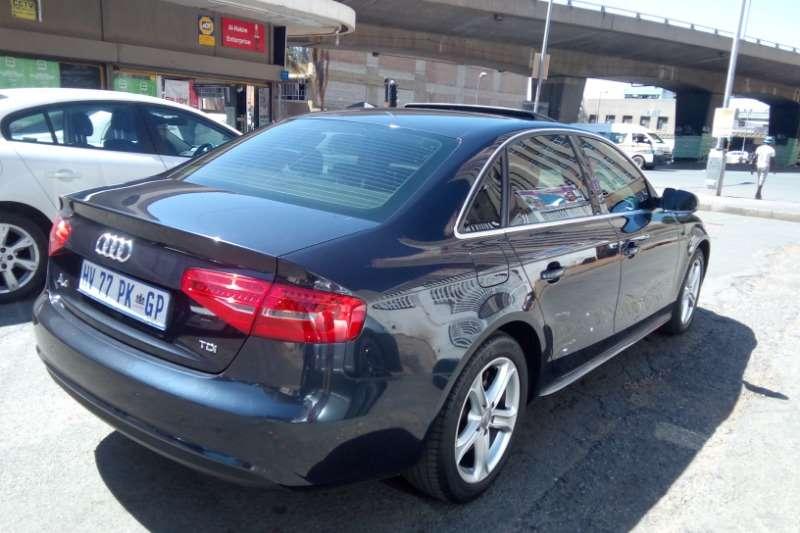 Audi A4 2.0TDI 2015