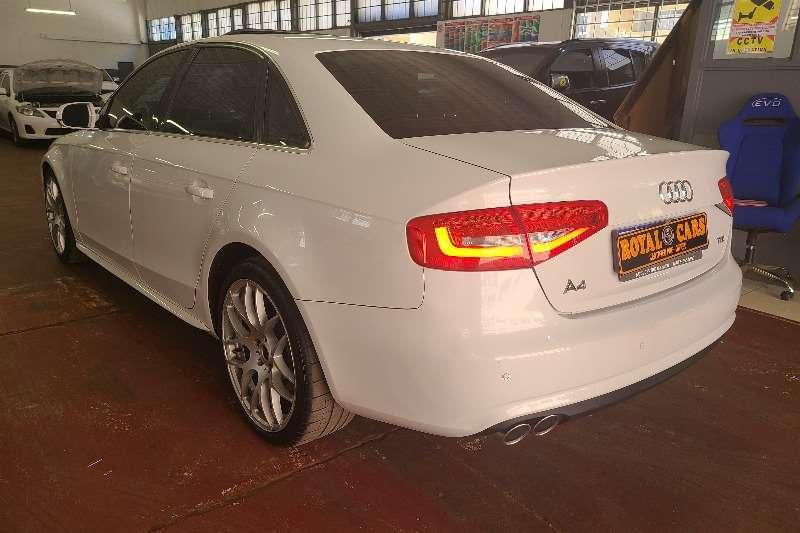 Used 2015 Audi A4 2.0TDI