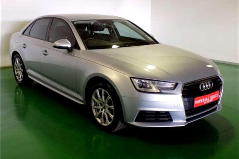 Audi A4 2.0TDI 2017