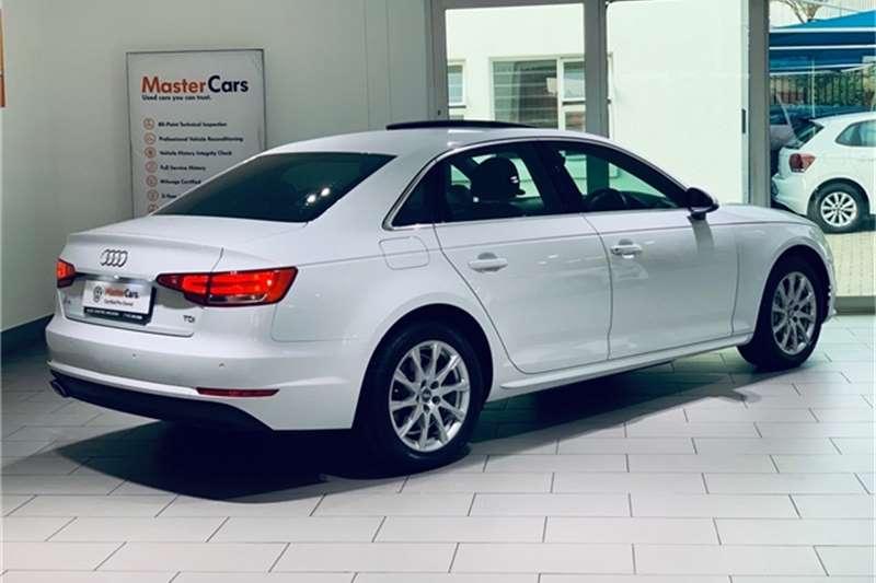 2017 Audi A4 A4 2.0TDI