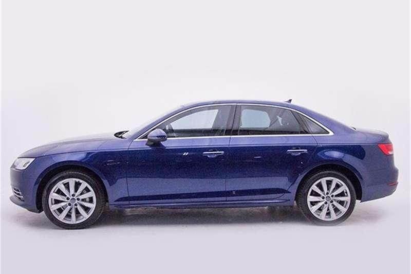 Audi A4 2.0TDI 2018