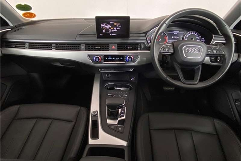 2018 Audi A4 A4 2.0TDI