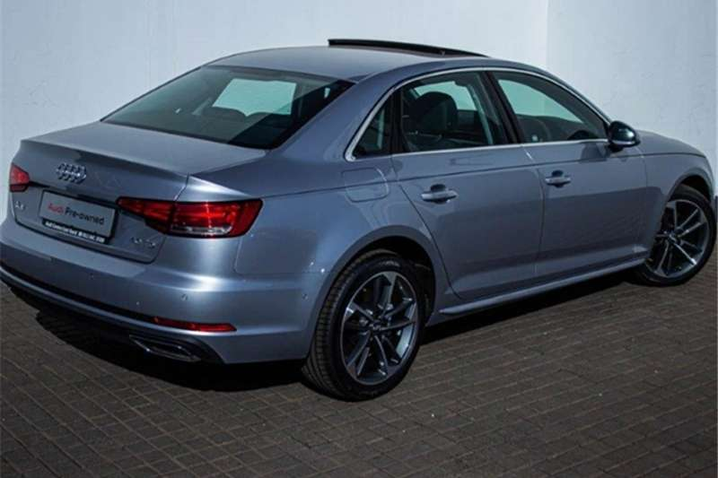 Audi A4 2.0TDI 2019